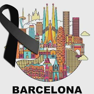 ANDE con las víctimas del fanatismo terrorista