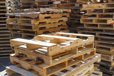 Buat Perabot Dan Peralatan Rumah Dari Kayu Pallet