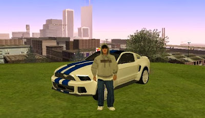 Mod Need For Speed Part 5 (DYOM)
