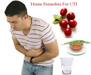 How to treat UTI with Home Remedies in Men?