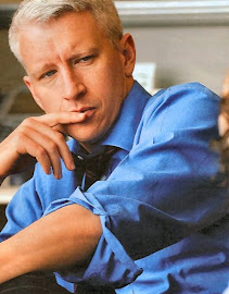 GAY ICON: Anderson Cooper