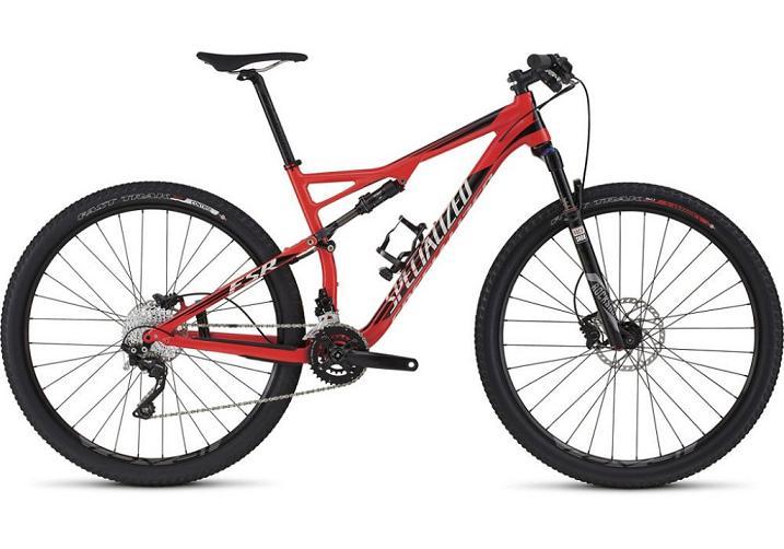 Bicicleta Specialized Epic FSR Comp