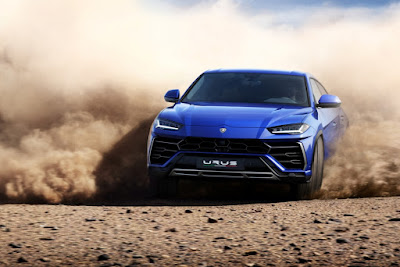 The new Urus is a visionary approach based on the infusion of Lamborghini DNA into the SUV.