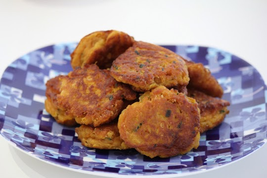 sweet potato dumpling recipe