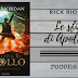 Il labirinto di fuoco di Rick Riordan - Recensione (NO - SPOILER)
