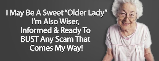 Scams on the Elderly