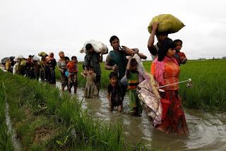Atasi Krisis Rohingya, Indonesia Diminta Galang Upaya Diplomasi Internasional