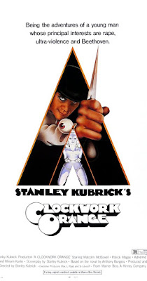Poster Film A Clockwork Orange