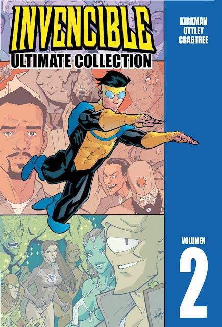 Invencible Ultimate Collection Aleta Ediciones