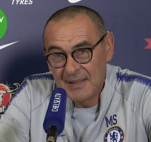 Maurizio Sarri spent more than 20 years working in global finance before devoting himself to football