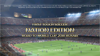 FTS 3D Patch Nations Edition by Danank Apk + Data Android