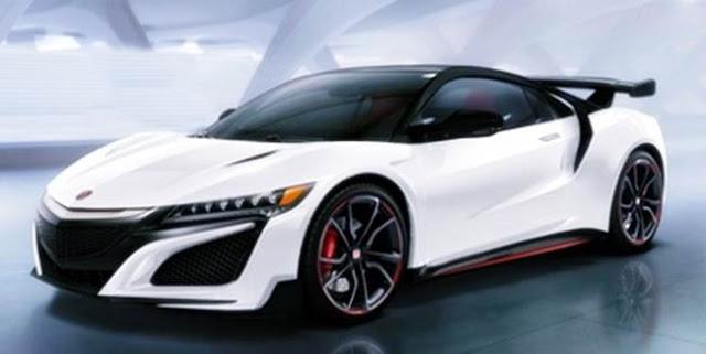 2018 Acura RSX Redesign