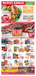 ⭐ Giant Eagle Ad 5/23/19 ✅ Giant Eagle Weekly Ad May 23 2019