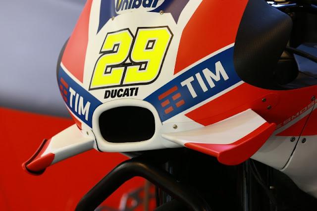 Ducati tidak mengharapkan MotoGP penggunaan sayap aerodinamis