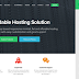 FlatHost Responsive WordPress Hosting Theme + WHMCS