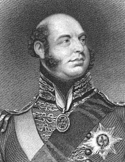 HRH Edward, Duke of Kent  from A Biographical Memoir of Frederick,   Duke of York and Albany by John Watkins (1827