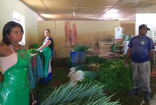 Outra moradora que aprovou a iniciativa do novo governo foi a produtora rural, Raquel Caldas