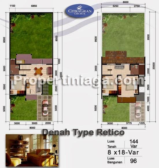 Denah-Rumah-cluster-type-retico
