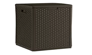 Suncast BMDB60 Deck Storage Cube, Suncast Storage Boxes, Suncast Vertical Deck Boxes, Suncast Elements, Suncast Storage Cube, Suncast Patio Storage Box, Suncast Wicker Deck Box, Suncast Deck Box with Seat, Suncast,