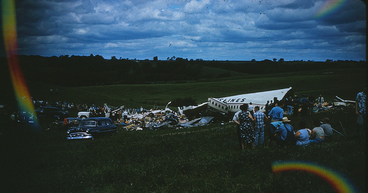 CONTINENTAL AIRLINES FLIGHT 11. MAY 22 1962: Another photo ...