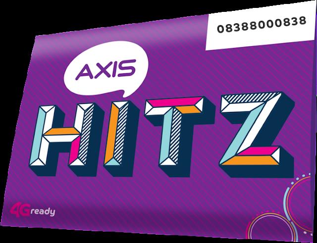 Kelebihan Menggunakan Kartu AXIS HITZ