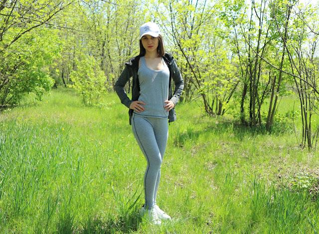 Zaful Sport Summer Outfit