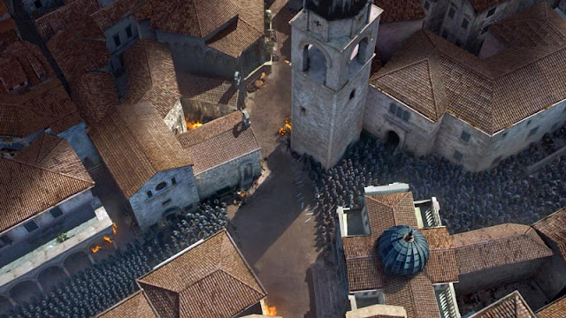 juego de tronos review 8x05 rendicion