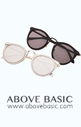 Sunglasses and Eyeglasses Online Store Malaysia | ABOVE BASIC