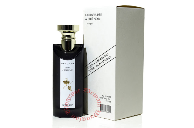 Bvlgari Eau Parfumee Au The Noir Tester Perfume