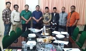 Pimpinan Ormas Pemuda Islam Gelar Pertemuan di Markas PP Syabab Hidayatullah