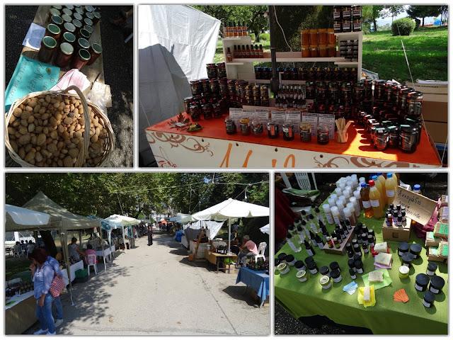 Γιάννενα: Πλήθος κόσμου στην γιορτή βιολογικής γεωργίας και χειροτεχνίας,που πραγματοποιήθηκε στα «Λιθαρίτσια»