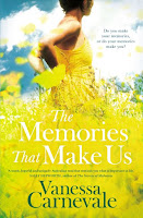 Vacation Reading List - The Memories That Make Us Vanessa Carnevale
