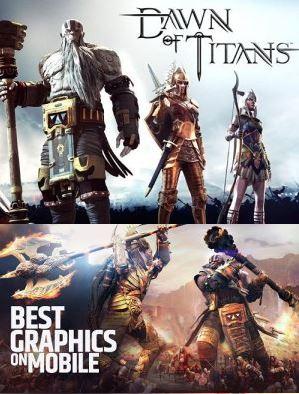 Dawn of titans mod latest version