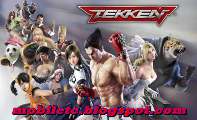 Download Game TEKKEN Mod + Data Android Gratis