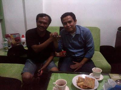 Masril Koto, Dari Petani Menjadi Wirausahawan Sosial. #CoretanRidwan