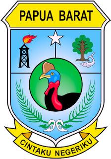 Gambar Lambang Provinsi Papua Barat