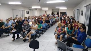 Audiência pública lota auditório municipal para debater a mudança no trânsito de Picuí