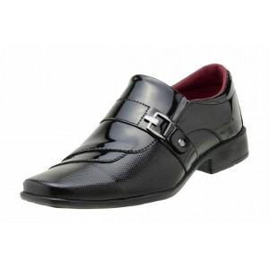 Sapato BBT Footwear Irlandes Social - Preto