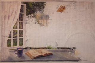 SAL – Przy oknie – XVI