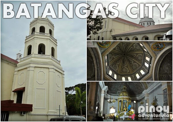 Churches in Batangas for Visita Iglesia Batangas City Cathedral