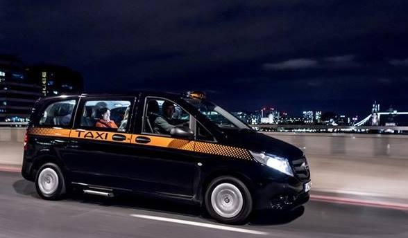 Taksi London Yang Menawarkan Kemewahan