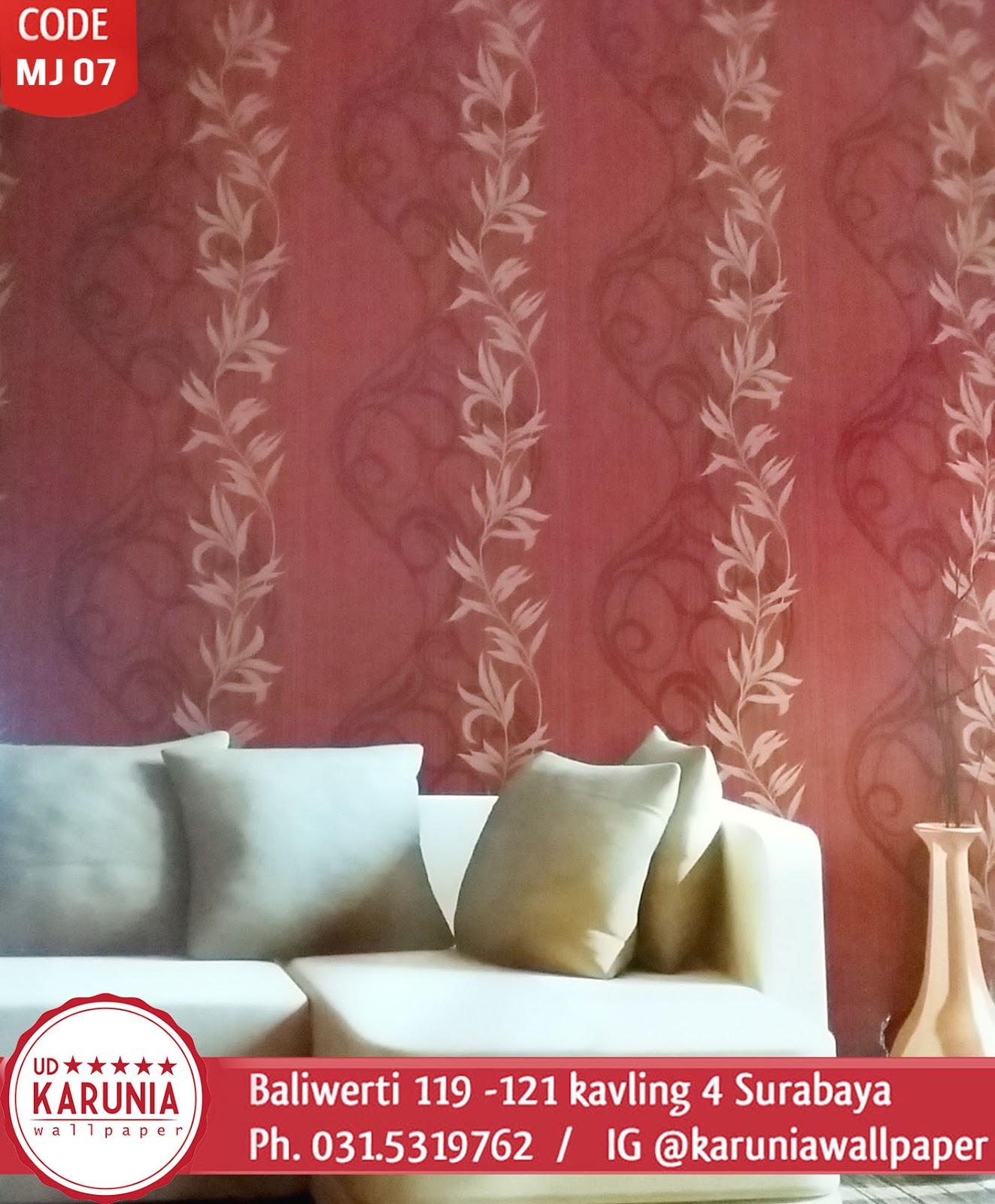 jual wallpaper dinding surabaya murah