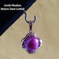 Liontin Mutiara Lombok