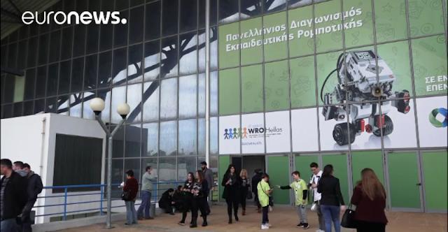 Πρέβεζα: Το Μουσικό Σχολείο Πρέβεζας Στον Πανελλήνιο Διαγωνισμό Εκπαιδευτικής Ρομποτικής 2018