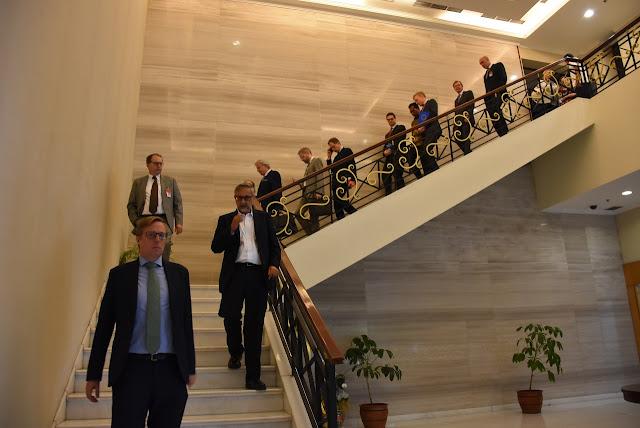 Terima 21 Dubes Uni Eropa, Moeldoko Jamin Keamanan Investasi di Indonesia