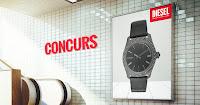 Castiga un ceas de lux Diesel DZ5436 pentru femei