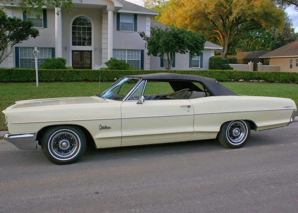 All American Classic Cars 1966 Pontiac Catalina 2 Door