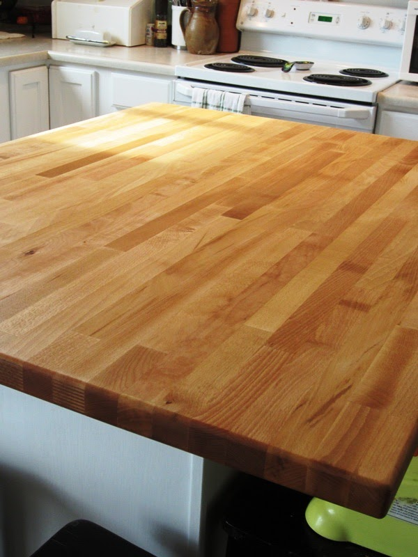 Best Finish For Butcher Block Countertop: A Farewell To Can't: How To Condition Butcher Block