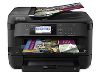 Epson WF-7720 Printer Drivers Download