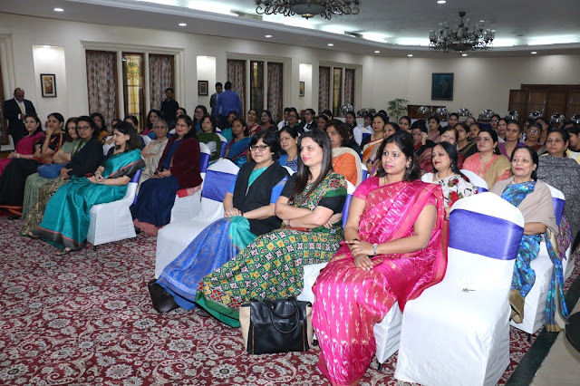 To honour Women, ITDC celebrated International Women's Day in a unique way